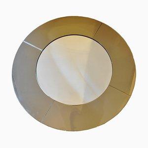 Italian Round Mirror, 1960s