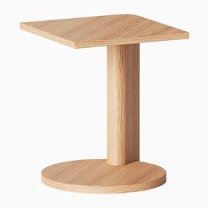 Galta Side Tables in Natural Oak from Kann Design, Set of 5