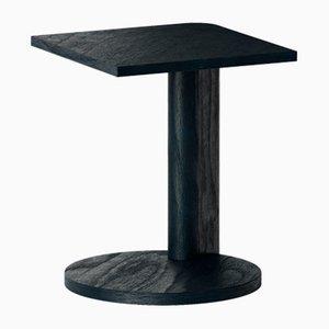 Tables d'Appoint Galta en Chêne Noir de Kann Design, Set de 5