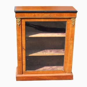 Mahogany Pier Cabinet, 1900s