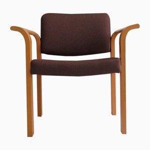 Danish Bentwood Easy Chair, 1970