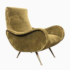 Italian Lady Lounge Chair, 1950s