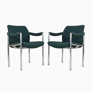 Bürostühle, Deutschland, 1960er, 2er Set
