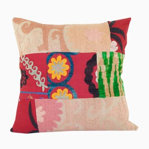 Suzani Square Cushion Cover