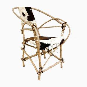 Vintage Amish Bugholz Stuhl aus Bugholz