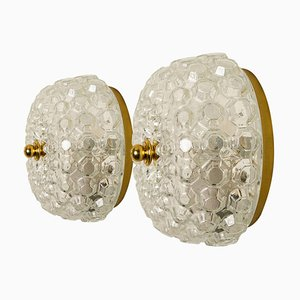 Bubble Flush Mount or Wall Sconce by Limburg, 1960s