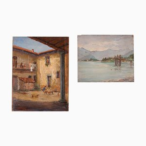 Giuseppe Valsecchi Canvas
