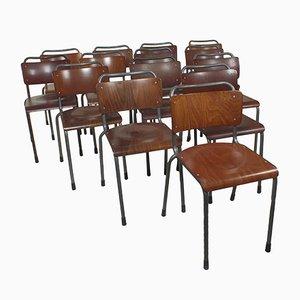 Model 106 Chair by Willem Hendrik Gispen for Gispen