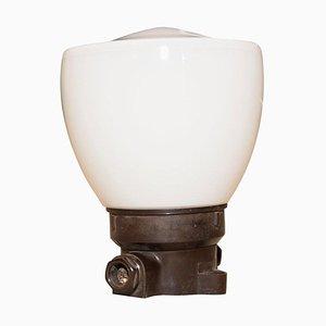 Industrielle Deckenlampe, Tschechoslowakei, 1960er
