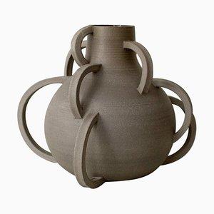 Vase V10-4-14 von Roni Feiten