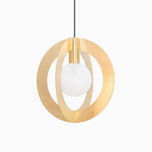 Small Brass Diaradius Light by Atris