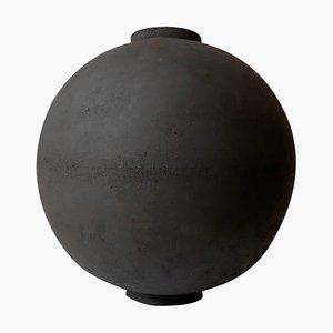 Wabi Moon Jar by Laura Pasquino