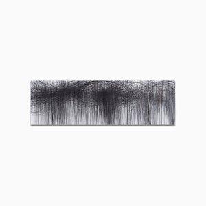 Storm Horizontal 82, Dessin Abstrait, 2013
