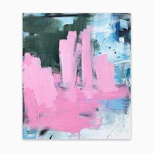 Oakmoss Sage, Abstract Painting, 2020