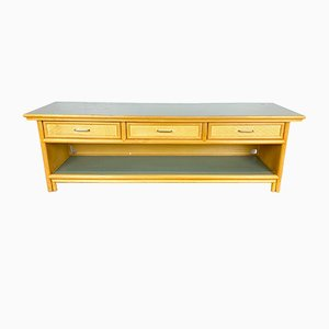 Rattan Sideboard or TV Stand