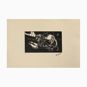 L'Atelier by Jules Pascin