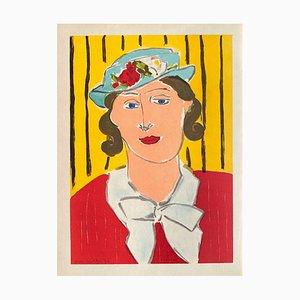 Woman in Hat by Henri Matisse