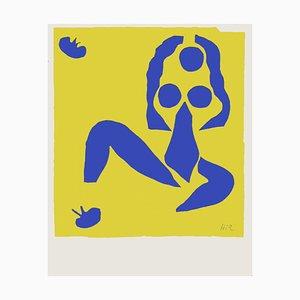 Verve: Nu Bleu IV by Henri Matisse