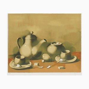 Les deux tasses de café par Manolo Ruiz Pipo