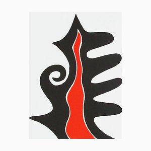 Alexandre Calder, Flamme intérieure