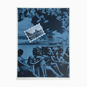 Bicentennial Set - USA 76 - 19 von Jacques Monory