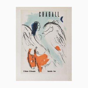 AF 1957: Kunsthalle Bern Poster Nach Marc Chagall
