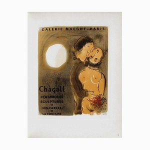 AF 1952: Galerie Maeght Poster After Marc Chagall
