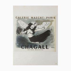 AF 1950: Galerie Maeght Plakat Nach Marc Chagall