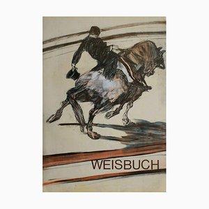 Claude Weisbuch, Expo 82: Hommage à Lautrec, 1982