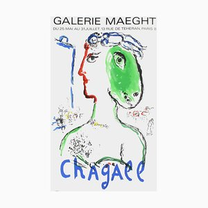 Expo 72: Galerie Maeght Poster After Marc Chagall