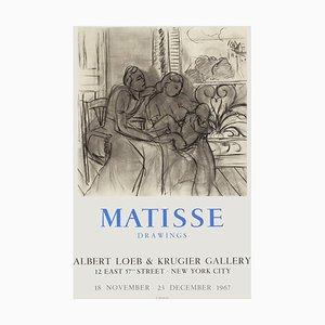 Expo 67 Poster After Henri Matisse, Albert Loeb & Krugier Gallery