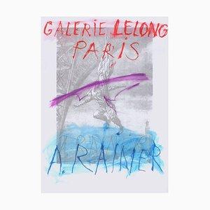 Expo 90: Galerie Lelong by Arnulf Rainer