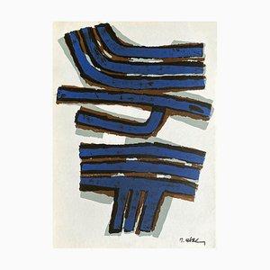 Composition I by Raoul Ubac