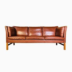 Mid-Century Danish 3-Person Sofa by Svend Skipper, 1970s