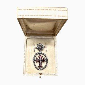 Militärischer Orden von Großkreuz mit Diamanten und Granaten, 1600er