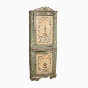 Venezianisches Sideboard aus lackiertem Holz