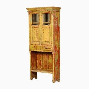 Antiker Schrank aus Kiefernholz aus Moldawien, ca. 1880