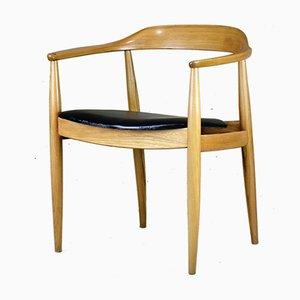Armchair by Illum Wikkelsø for Niels Eilersen, Denmark, 1960s