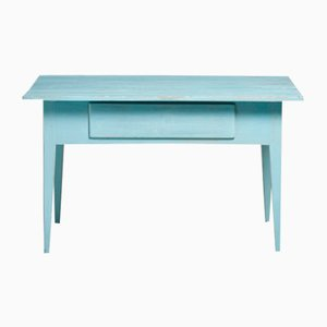 Gustavian Console with Conical Legs