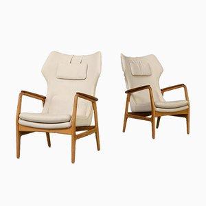 Karen Chairs by Aksel Bender Madsen for Bovenkamp, 1960s, Set of 2