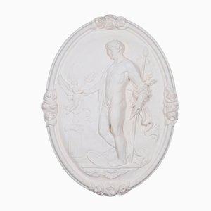 Reliefs After Bertel Thorvaldsen, Set of 2