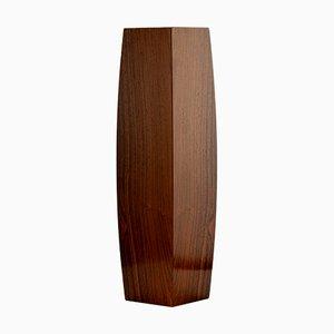 Rosewood Vase by Jens Quistgaard, Denmark, 1960s