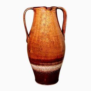 Large Ceramic Vase, South of France