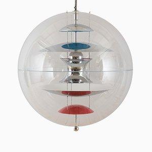 Lampe à Suspension Verner Panton Globe de Louis Poulsen, Danemark, 1960s