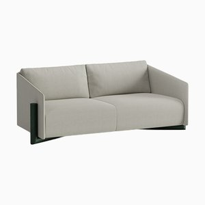 Timber 3-Seater Sofa in Grey from Kann Design