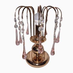 Italienische Vintage Wasserfall Lampe