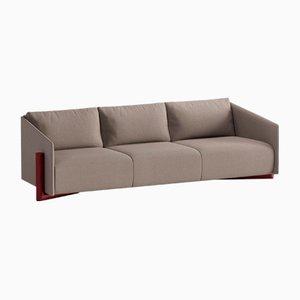Timber 4-Sitzer Sofas in Graubraun von Kann Design
