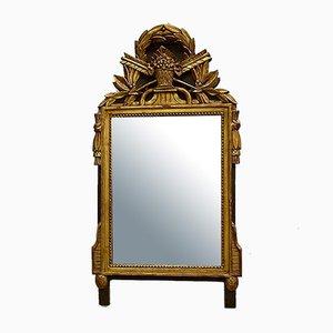 Rechteckiger Spiegel im Louis XVI Stil, frühes 20. Jh