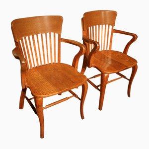 Chaises de Bureau Identiques, Set de 2
