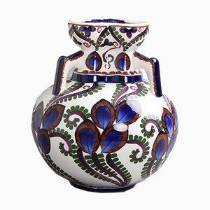 Aluminia Vase, 1900s